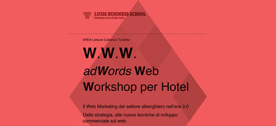Workshop LUISS